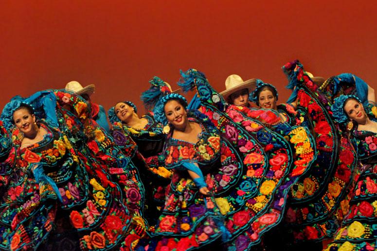Mexique en couleurs