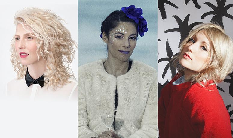 Ingrid St-Pierre / Delphine Coutant / Fanny Bloom