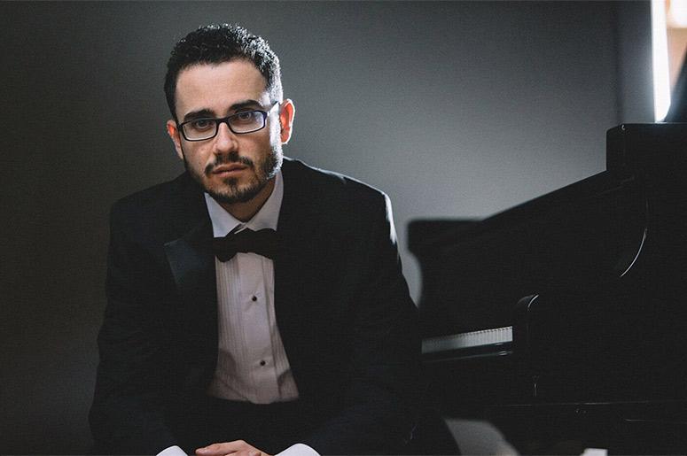 Luca Buratto joue Beethoven et Schumann