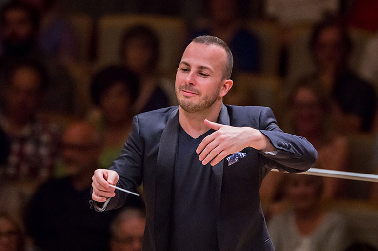 Yannick Nézet-Séguin conducts the sublimely beautiful Parsifal