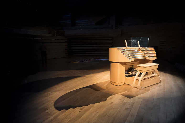 Concours international d'orgue 2017