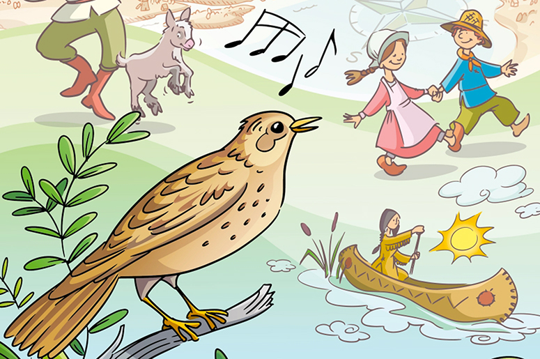 Le chant de l'alouette - Sons et brioches