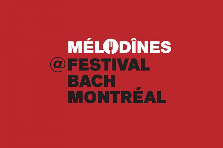 Mélodînes@FestivalBachMontréal