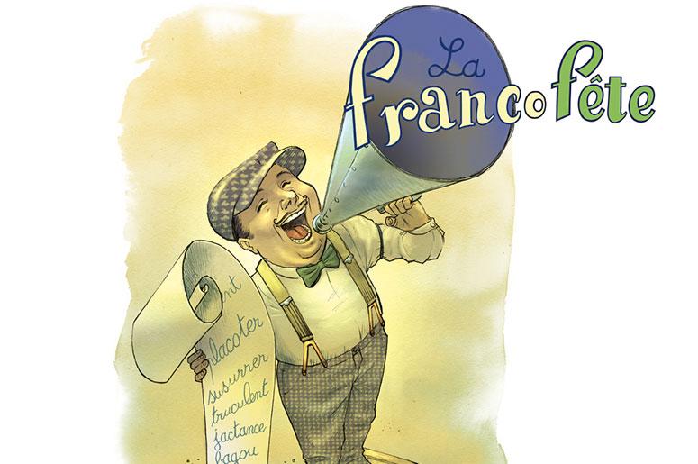 La Francofête se met en scène
