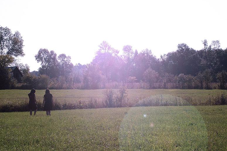 Ancolie - Le soleil en bulle