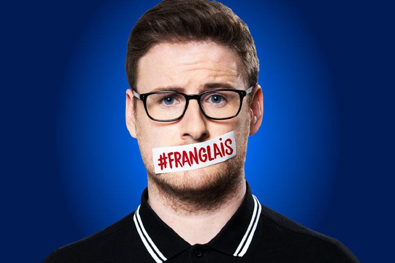 Paul Taylor -  #franglais