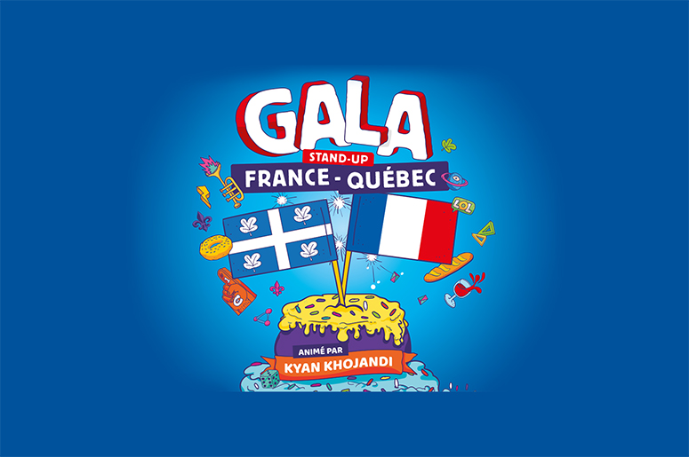 Le Gala Stand-Up France/Québec