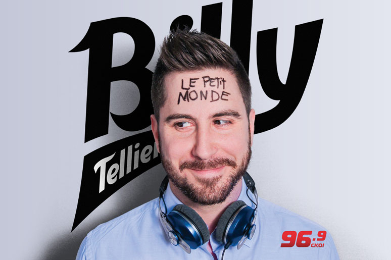 Billy Tellier - Le petit monde de Billy