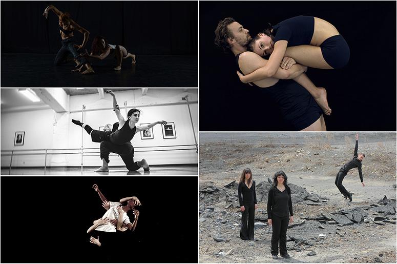 Mattew Heli Brunel / Pauline Gervais / Eva Kolarova / Cai Glover / Menka Nagrani