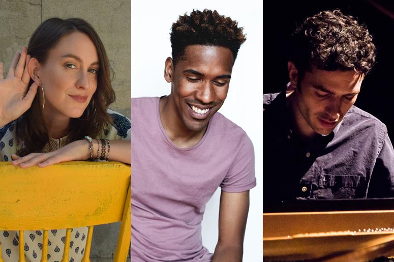 Andréanne Martin, Élémo, Simon Denizart - Fais-moi la musique