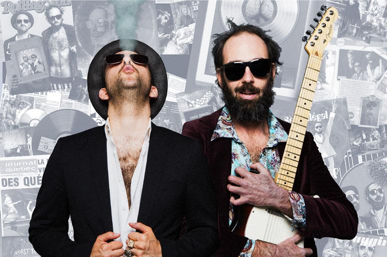 Sèxe Illégal - Légendes du rock et bientôt de l'humour