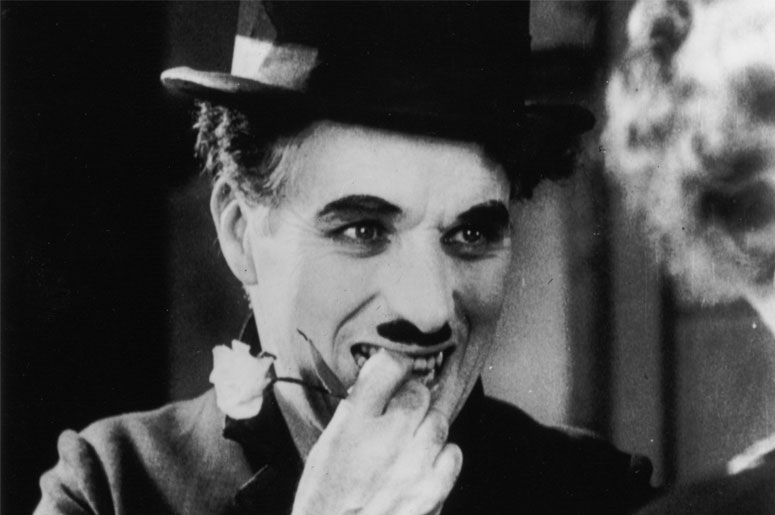 The OSM and Charlie Chaplin's City Lights