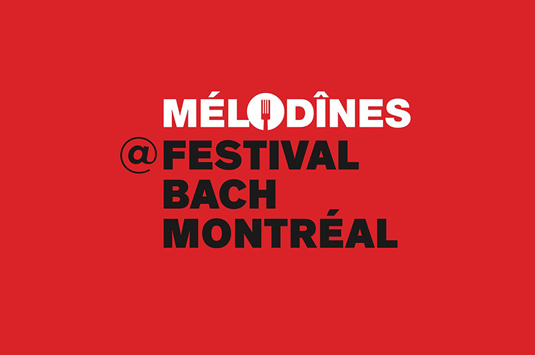 Mélodînes @ Festival Bach - Myriam Leblanc and Maxime Dubé-Malenfant