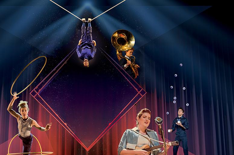 Cirque Éloize - Hotel