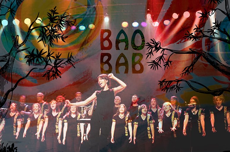 Noël en chansons avec le Choeur Baobab