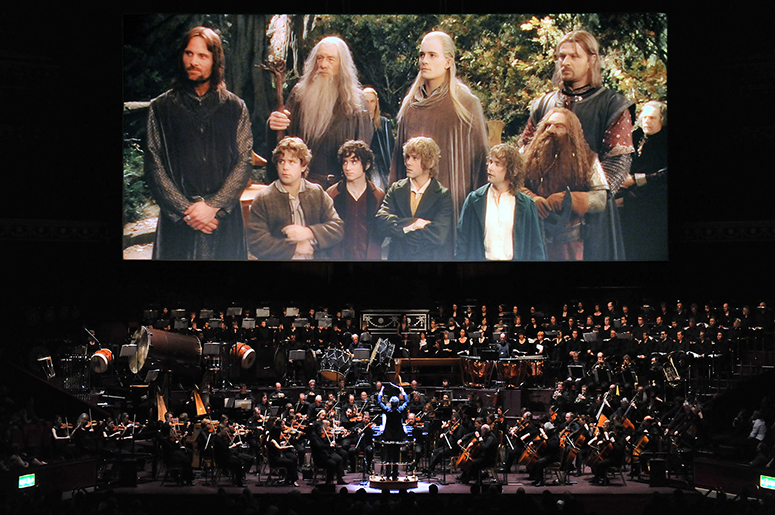 The Lord of the Rings: Fellowship of the Ring - in Concert