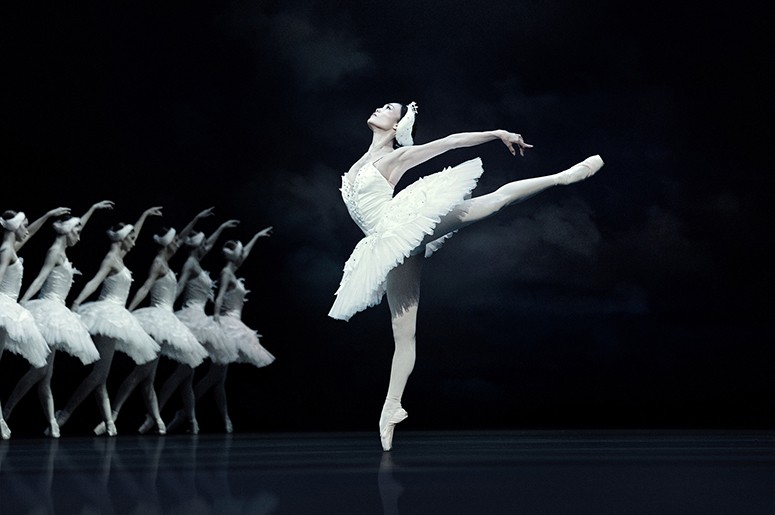 Les Grands Ballets - Swan Lake