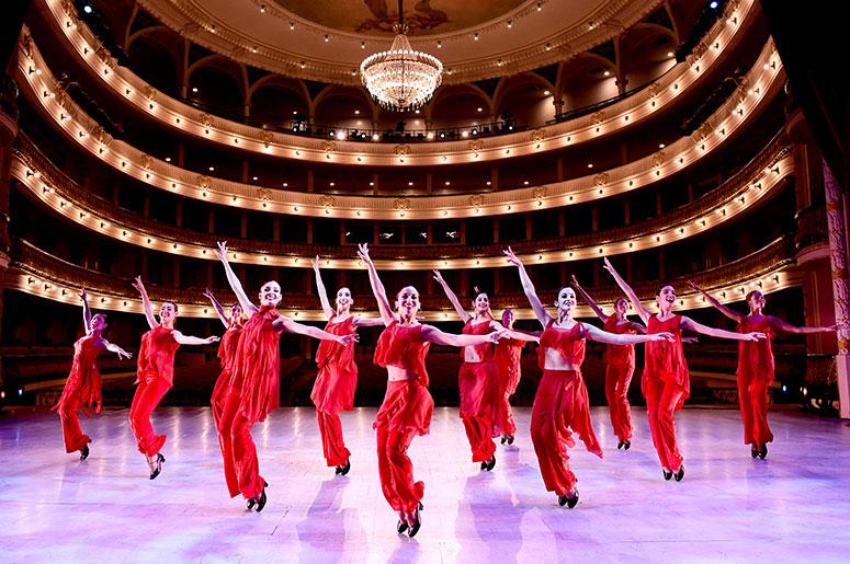 Lizt Alfonso Dance Cuba - Lumières sur Cuba