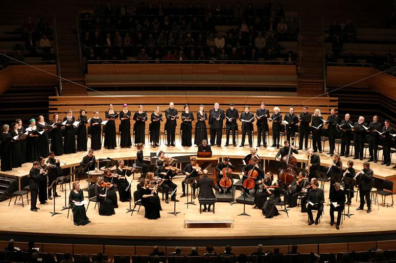 Violons du Roy - La Messe en si mineur de Bach