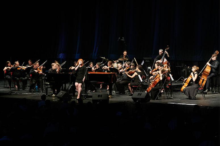 Les 4 saisons d'André Gagnon Symphonique avec Stéphane Aubin et Kathleen Fortin