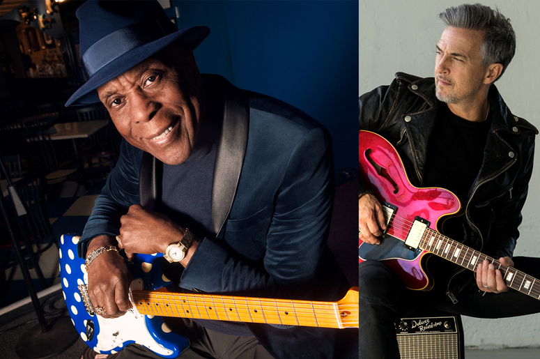 Buddy Guy / Colin James