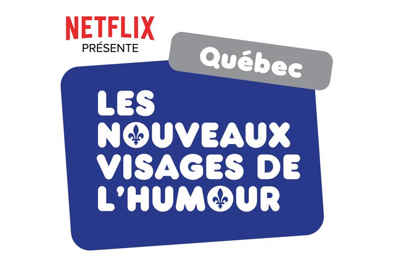 Netflix présente :  Les nouveaux visages de l'humour