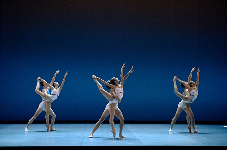 A first for Les Grands Ballets