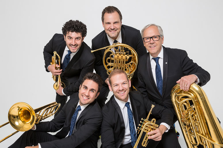 Classical Spree - The Incomparable Canadian Brass