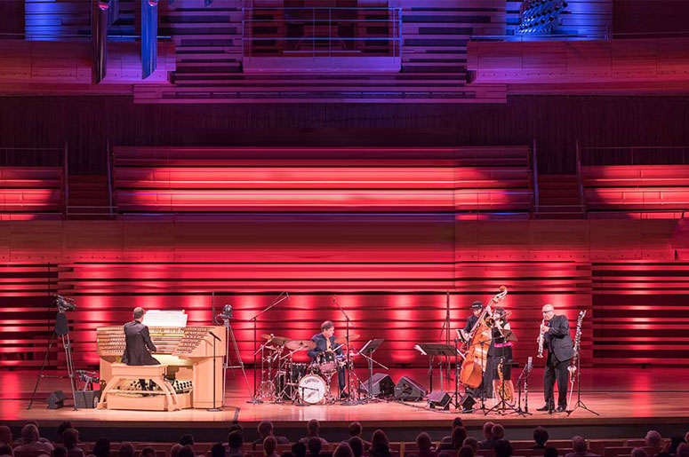 A journey in style: Jazz, organ and beyond