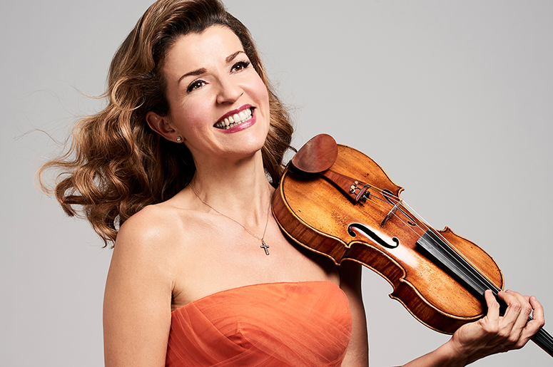 Anne-Sophie Mutter joue Beethoven