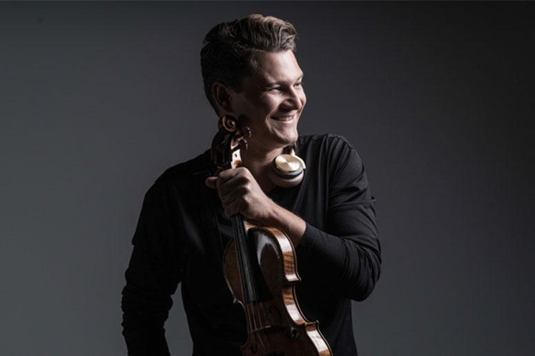 Stradivarius intime - Alexandre Da Costa