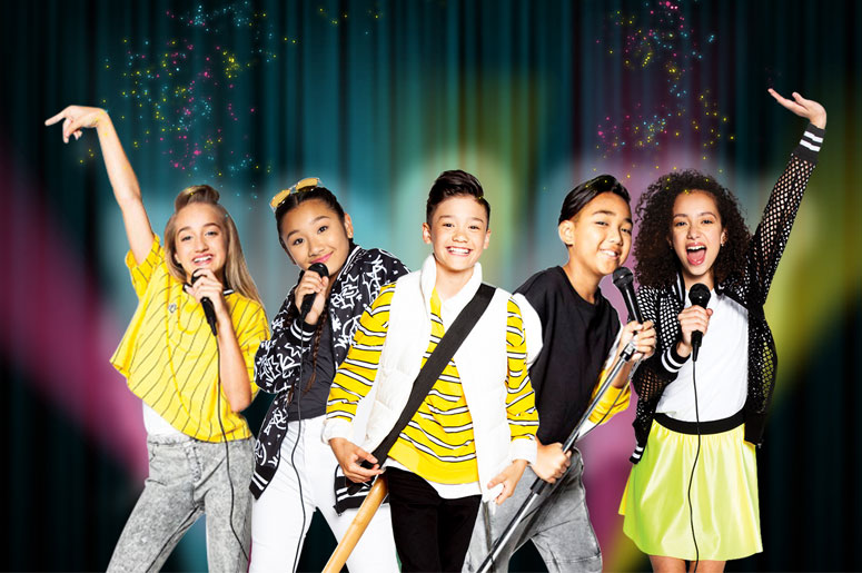 Mini Pop Kids Live: Bright Lights Concert Tour