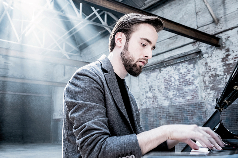 Daniil Trifonov Plays Beethoven and Prokofiev