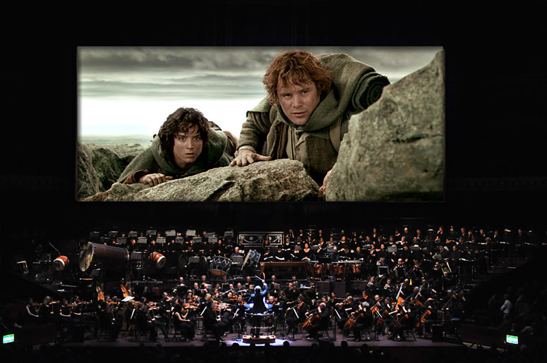 Lord of the Rings: The Two Towers in Concert