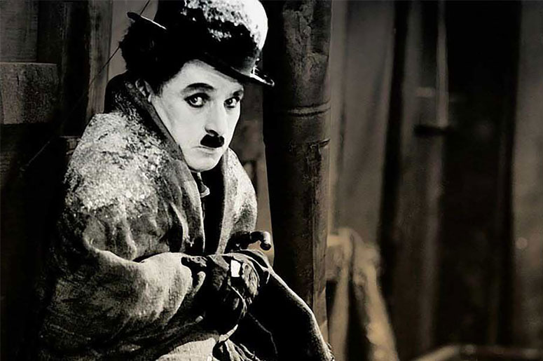Charlie Chaplin's The Gold Rush