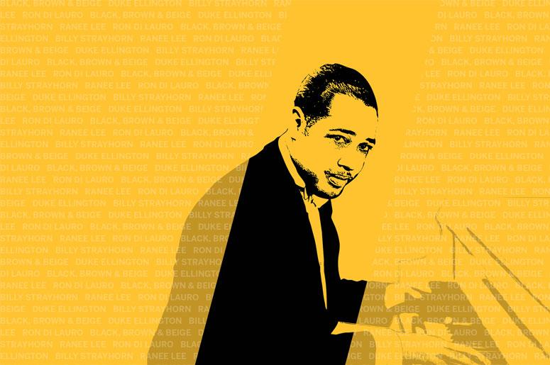 Orchestre national de jazz de Montréal - Duke Ellington - Black, Brown & Beige