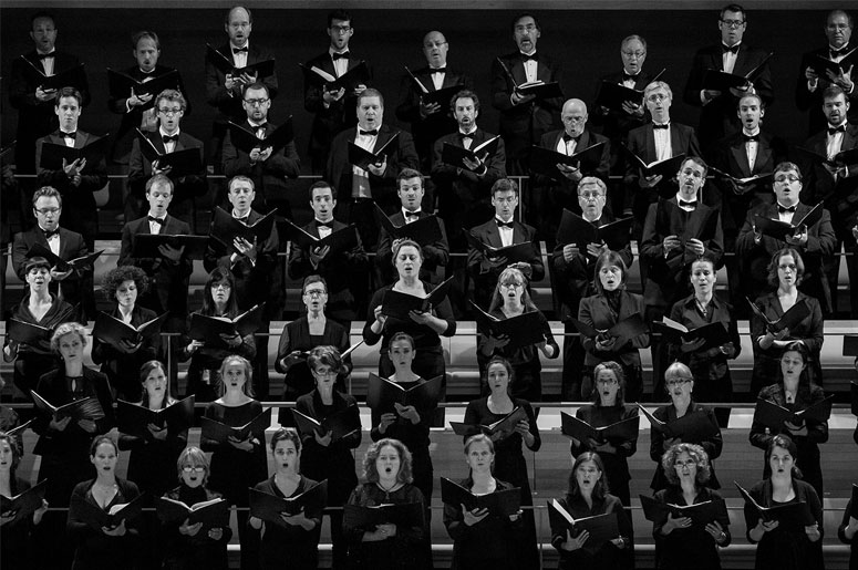 OSM Chorus concert: exile according to Brahms, Stravinsky, and Britten