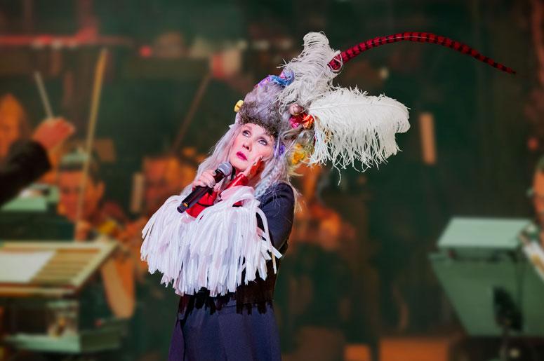 Diane Dufresne avec l'Orchestre Métropolitain – De concert avec vous