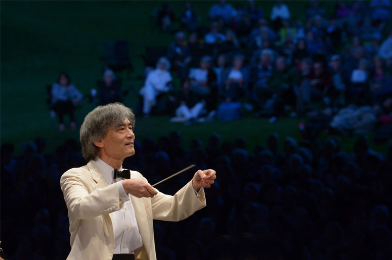 Kent Nagano conducts Daphnis et Chloé