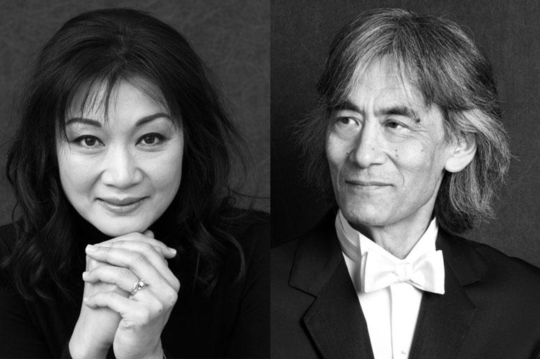 Mari Kodama and Kent Nagano celebrate Beethoven