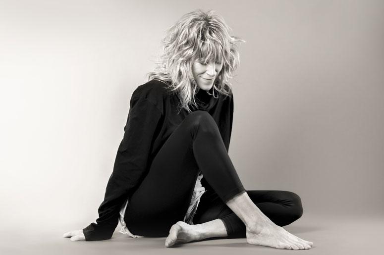 Luce Dufault - Dire combien je t'aime, sur scène