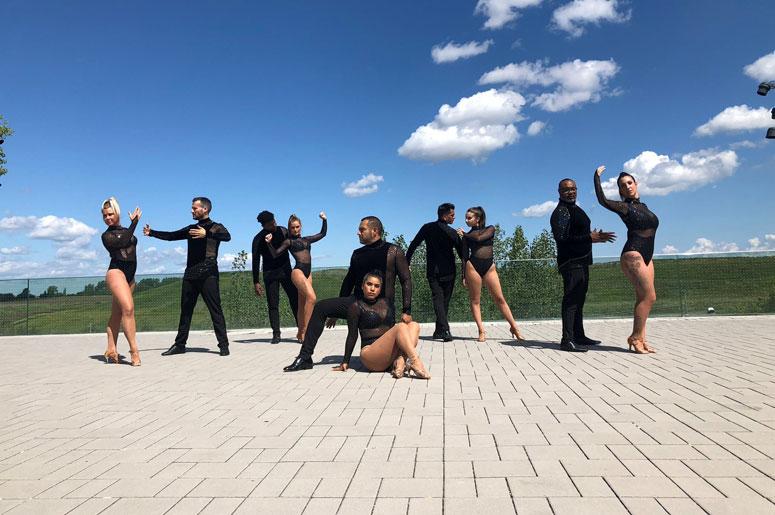 Pleins feux sur... la danse latine - Webdiffusion