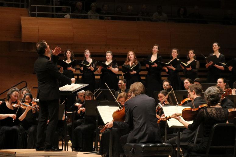 L'Oratorio de Noël de Bach