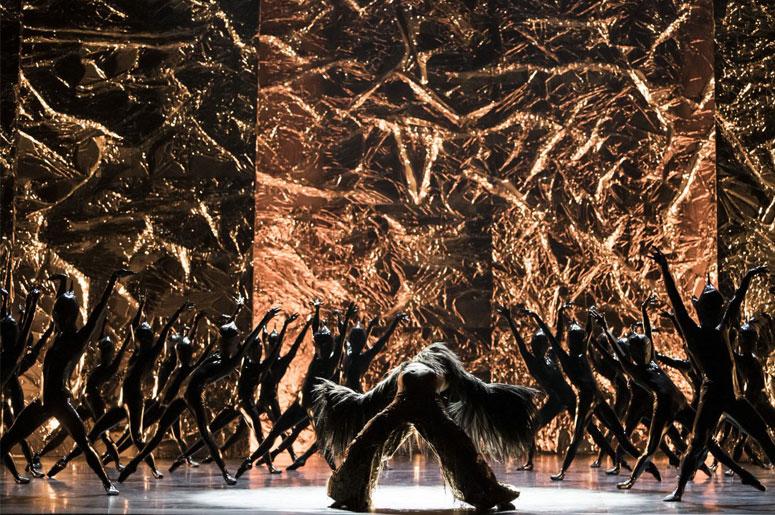 Ballet de l'Opéra national de Paris / Crystal Pite - Body and Soul - Webdiffusion