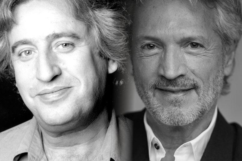 L'histoire de mon théâtre - Louis Saïa et Claude Meunier