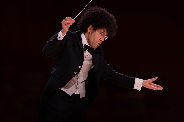 Brahms' Second Symphony, Under the Direction of Rafael Payare