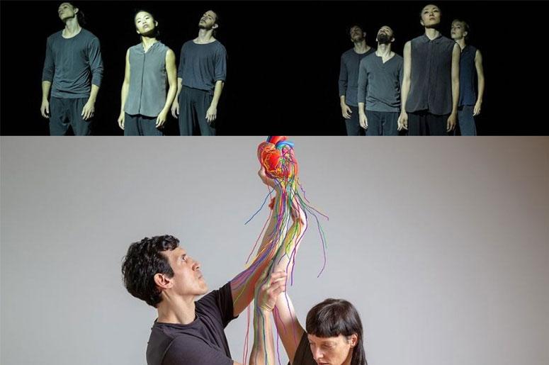 James Viveiros / Vera Kvarcakova and Jérémy Galdeano