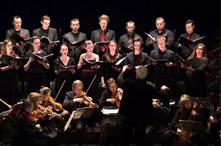 L'Ensemble Caprice - Le Messie de Haendel