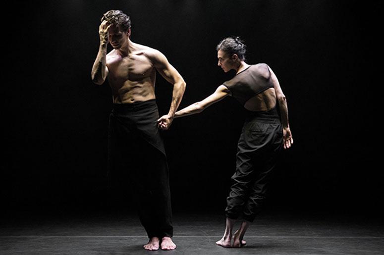 Côté Danse - Crypto