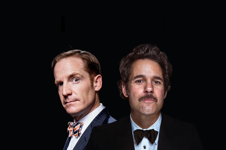 Mr. Jackson & Mr. Tompkins: A Two-Gentleman Improv Show